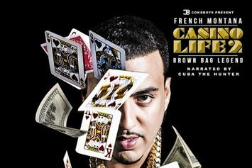 "French Montana Shares Artwork & Tracklist From ""Casino Life 2"""