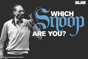 Quiz: Which Snoop Are You?