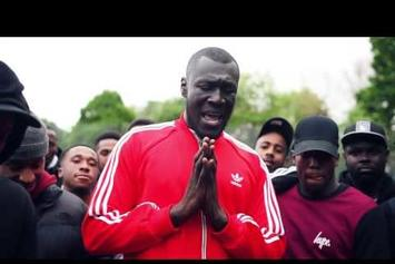 "Stormzy ""Shut Up (Freestyle)"" Video"