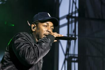 "Kendrick Lamar Set To Perform On ""The Ellen Show"" Next Week"