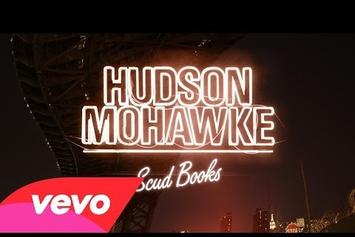 "Hudson Mohawke ""Scud Books"" Video"