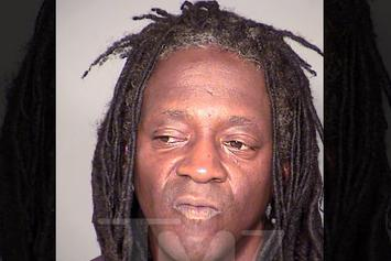 Flavor Flav Arrested On DUI & Possession Charges