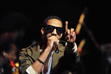 "Ryan Leslie Reveals Release Date & Album Cover For ""MZRT"""