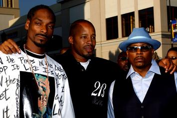 Snoop Dogg Reveals He's Sitting On A Nate Dogg Record