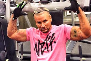 """Riff Raff Reveals """"Peach Panther"""" Cover Art"""