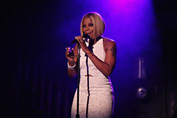 Mary J. Blige Will Be Broadcast As A 40-Foot Hologram This Weekend