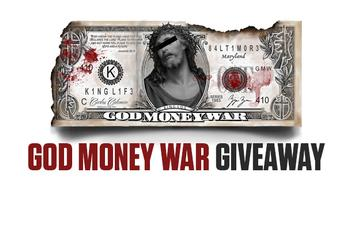 "Giveaway: Win A Trip To Meet King Los On The Set Of His ""Glory To The Lord"" Music Video"