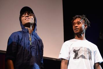 Rae Sremmurd's Tour Rider Includes Stripper Poles, Taco Bell, Super Soakers & A Lot Of Alcohol