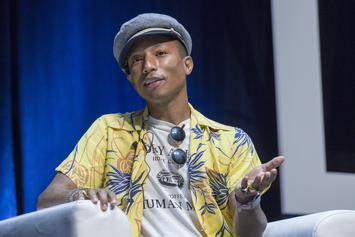 "Pharrell Previews New Song, ""Freedom,"" Ahead Of Apple Music Debut"