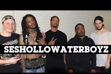 "Bones & SESHOLLOWATERBOYZ Talk Fiji Water, Pretty Ricky's ""Wavy"" Beats & Touring With Damon Campbell"