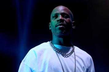 "DMX Arrested Prior To Show In NYC [Update: For ""Several Issues Outstanding""]"