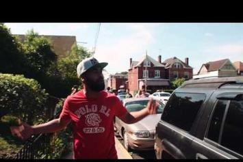 """Boaz Feat. Chevy Woods, Cook Tha Monster """"100"""" Video"""