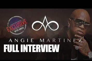 Watch The Full Birdman x Angie Martinez Interview