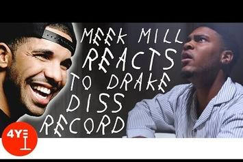 Parody: Meek Mill Reacts To Drake's Diss Track