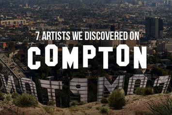 "7 Artists We Discovered On ""Compton"""