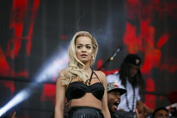 "Rita Ora Responds To A$AP Rocky's Diss On ""A.L.L.A."""