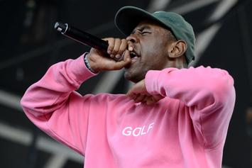 Tyler, The Creator Says He's Banned From The UK For 3-5 Years