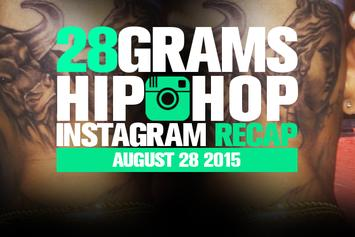 28 Grams: Hip Hop Instagram Recap (August 22-28)