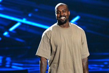 "Kanye West Hosting Next Year's VMAs Is Reportedly ""On The Table"""