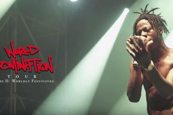 "Joey Bada$$ ""World Domination"" Tour Phase 2 (Recap)"