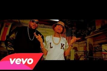"Glasses Malone Feat. Tyga ""Get Busy"" Video"