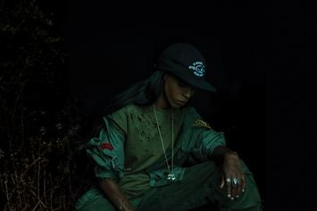 "Stream Angel Haze's ""Back To The Woods"""