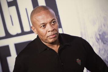 "Listen To The New Episode Of Dr. Dre's ""The Pharmacy"" With Quincy Jones"