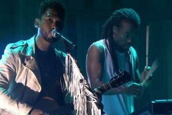 "Miguel Takes ""Simplethings"" To The Tonight Show"
