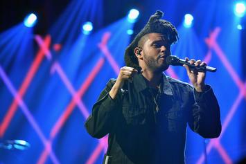 "The Weeknd Replaces Himself At #1 On Billboard Top 100 With ""The Hills"""