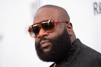 Rick Ross Countersues Groundskeeper, Claims 50 Cent Set Him Up