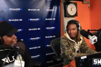 Fetty Wap On Sway In The Morning