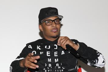 T.I. Speaks On Social Media Activism At 2015 Triumph Awards