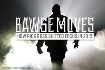 Bawse Moves: How Rick Ross Shifted Focus In 2015