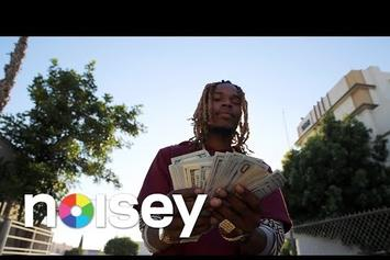 """Noisey Raps"" With Fetty Wap & The Zoo Gang"