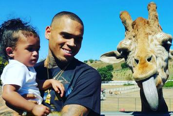 "Chris Brown Shares Release Date For ""Royalty"""