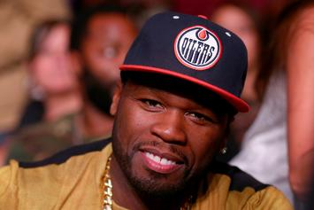 "50 Cent Reveals Cover Art For ""The Kanan Tape"""