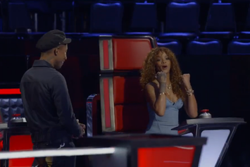 "Rihanna To Guest Star On NBC's ""The Voice"""