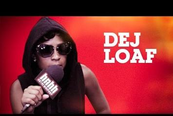 """DeJ Loaf On Weed Brownie Experience: """"The Worst Thing To Ever Happen To Me"""""""