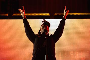 "Watch The Weeknd Perform ""The Hills"" & ""Losers"" At Apple Music Festival"