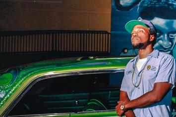 "Curren$y Announces ""Canal Street Confidential"" Tour"