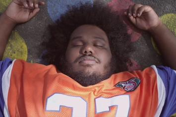 "Michael Christmas ""Look Up/ Save The Day"" Video"