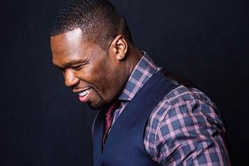 """50 Cent Says Rick Ross Is Dissing Him Out Of """"Desperation"""""""