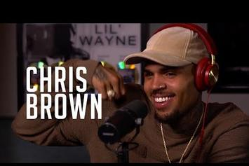 Chris Brown On HOT 97