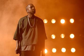 Kanye West Doesn't Want To Be Bothered Until His Album's Finished