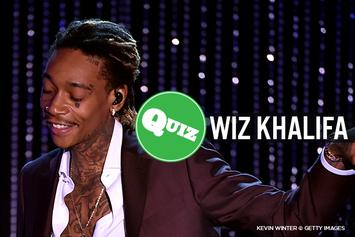 Quiz: How Well Do You Know Wiz Khalifa?