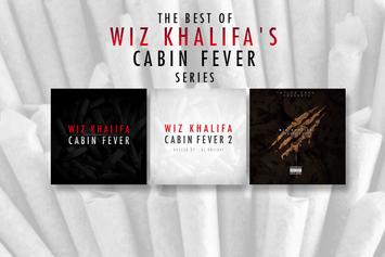 "The Best Of Wiz Khalifa's ""Cabin Fever"" Series"