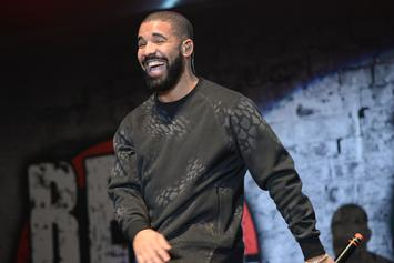 """Drake & Amber Rose Had A """"Private Dinner"""" In Miami This Weekend"""