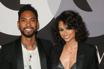 Miguel Is Engaged To Model-Singer Nazanin Mandi