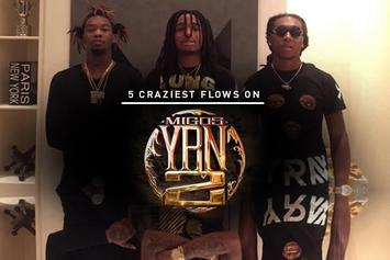 "5 Craziest Flows On Migos' ""YRN 2"""