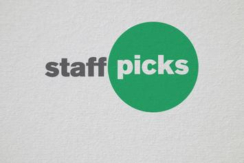 Staff Picks Playlist (January 22)